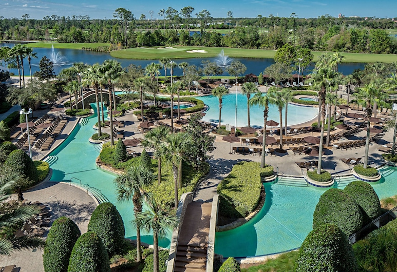 Hilton Orlando Bonnet Creek Resort, Orlando