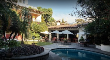 庫埃納瓦卡蔚藍色的家精品溫泉酒店的圖片