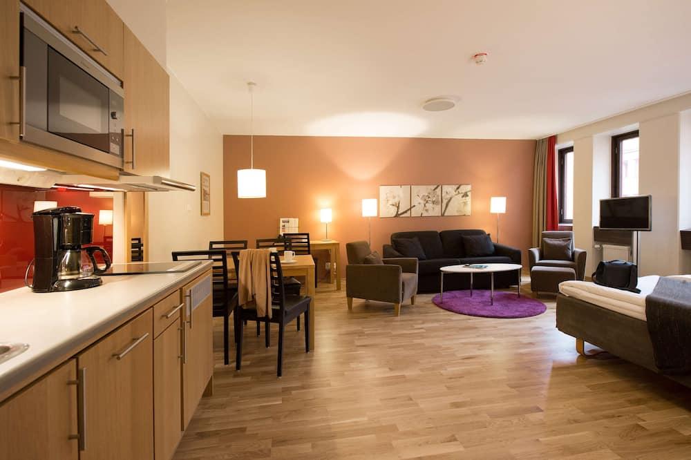Habitación familiar, cocina básica (Standard) - Imagen destacada