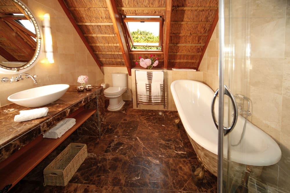 Номер «люкс» - Ванная комната