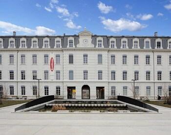 Grenoble — zdjęcie hotelu Residhome Caserne de Bonne