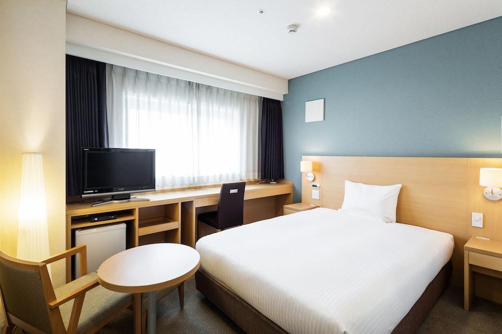 弘前城市藝術酒店, Hirosaki, 雙人房, 1 張標準雙人床, 客房