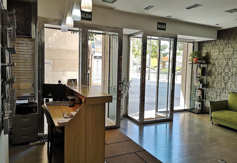 Hotel Trebol, Málaga, Living Area