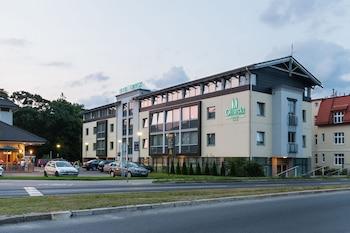 Foto van Hotel Oliwski in Gdańsk