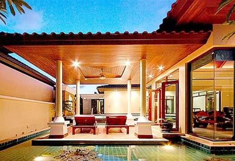 Les Palmares Villas, Choeng Thale, Βίλα, 3 Υπνοδωμάτια, Ιδιωτική Πισίνα, Αίθριο/βεράντα