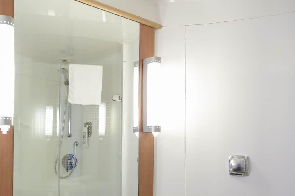 Habitación, 1 cama doble (for 1 or 2 persons) - Cuarto de baño