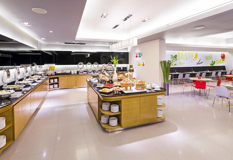 曼谷素坤逸 4 号宜必思酒店, 曼谷, 早餐区