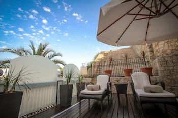 Ibiza Şehri bölgesindeki  Mirador de Dalt Vila – Relais & Chateaux resmi