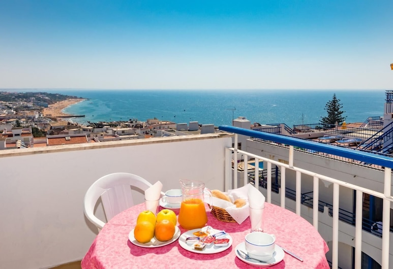 Hotel Mar à Vista, Albufeira, Balkon