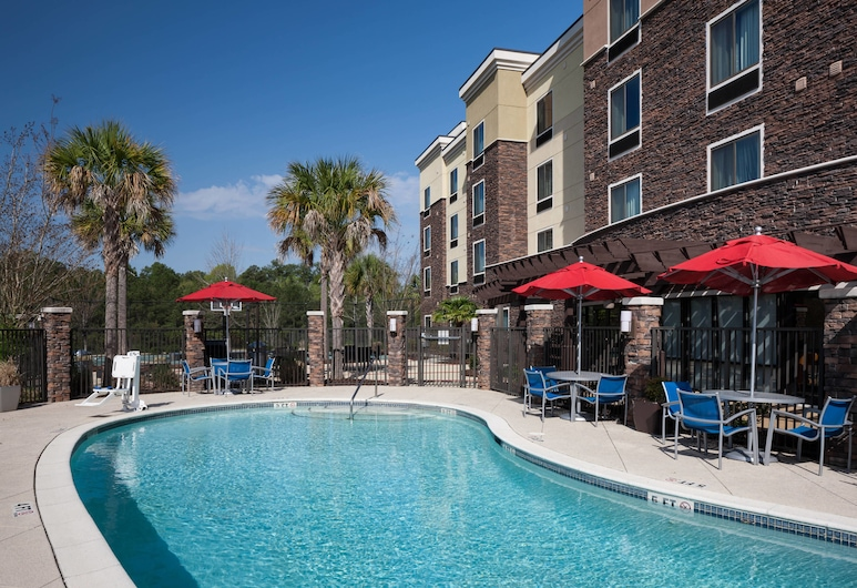 TownePlace Suites by Marriott Columbia Southeast/Ft Jackson, Columbia, Outdoor Pool
