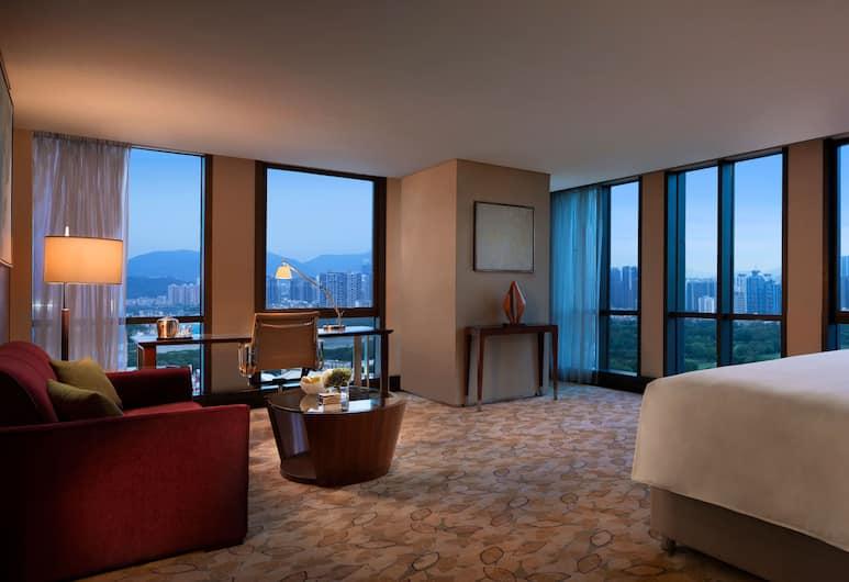 JW Marriott Hotel Shenzhen, Shenzhen, Hosťovská izba