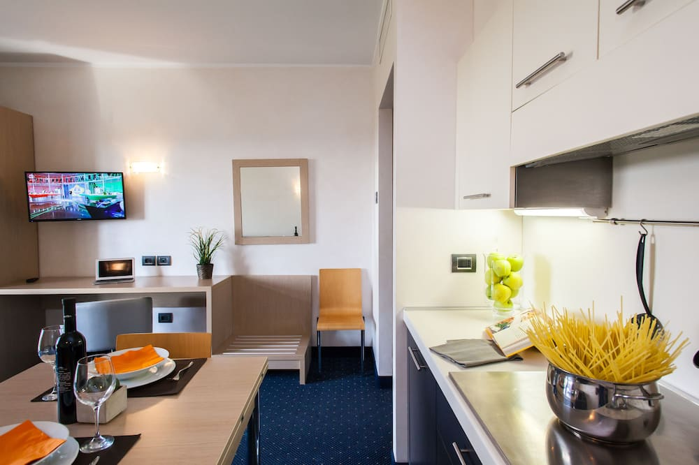 アパートメント ジュニア スイート - リビング エリア