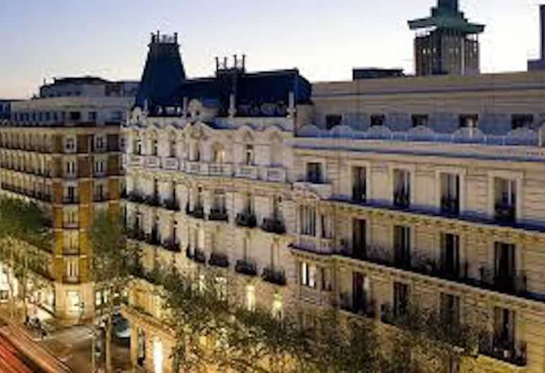 Hostal Salamanca, Madrid, View from Hotel
