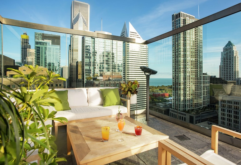 theWit Chicago - a DoubleTree by Hilton Hotel, Chicago, Bar hotelowy
