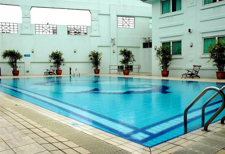 Hotel 81 Tristar (SG Clean), Singapore, Outdoor Pool