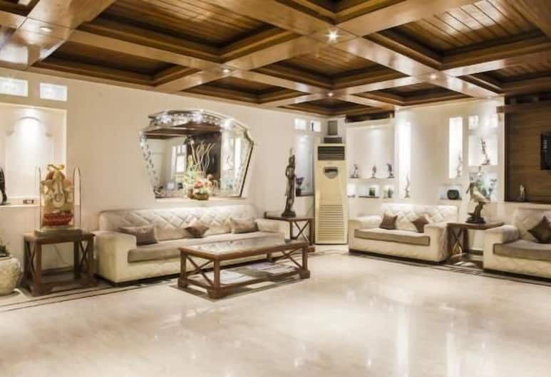 Hotel Emperor Palms @ Karol Bagh, Нью-Дели, Вестибюль
