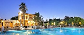תמונה של Grecian Castle Hotel בכיוס