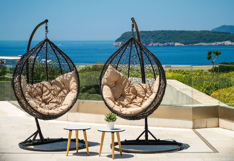 Valamar Lacroma Dubrovnik Hotel, Dubrovnik, Terrass