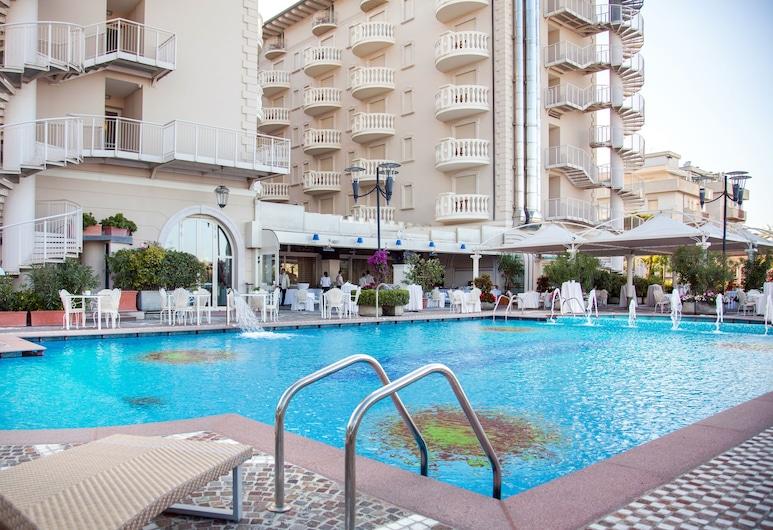 Hotel Palace, Cervia, Pool
