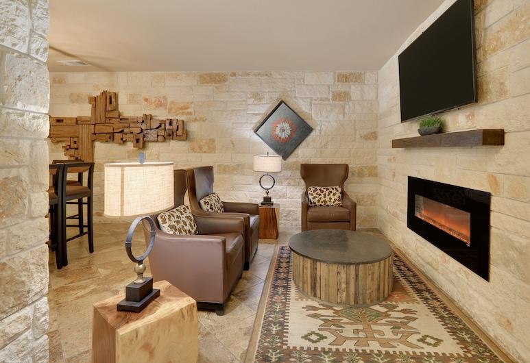 Comfort Suites Arlington - Entertainment District, Arlington, Lobi Oturma Alanı