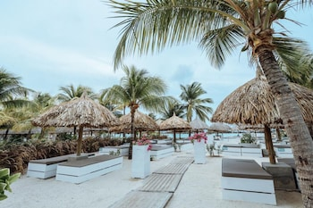 Foto del Kontiki Beach Resort Curaçao en Willemstad