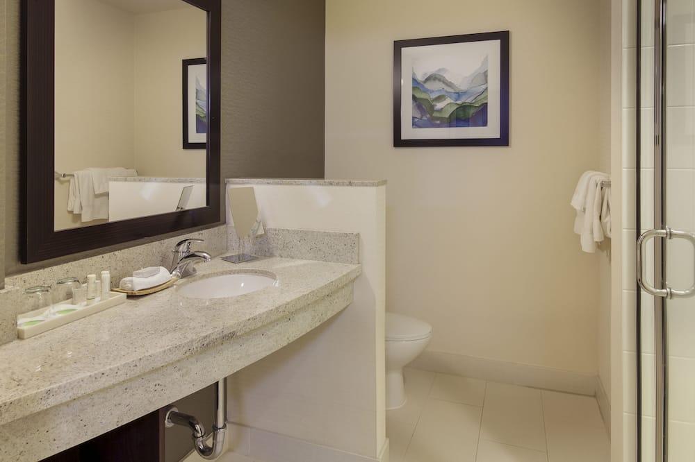 Soba, 1 king size krevet, za nepušače - Kupaonica