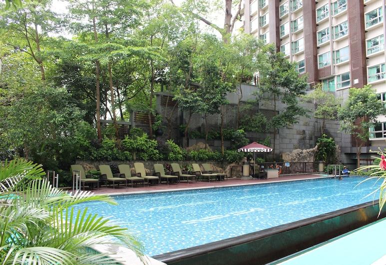 Royal View Hotel, Tsuen Wan, Piscina al aire libre