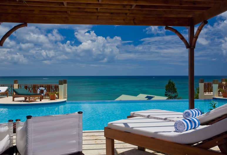 Calabash Cove Resort And Spa - Adults Only, Gros Islet, Swim-Up Junior Suite , Guest Room View