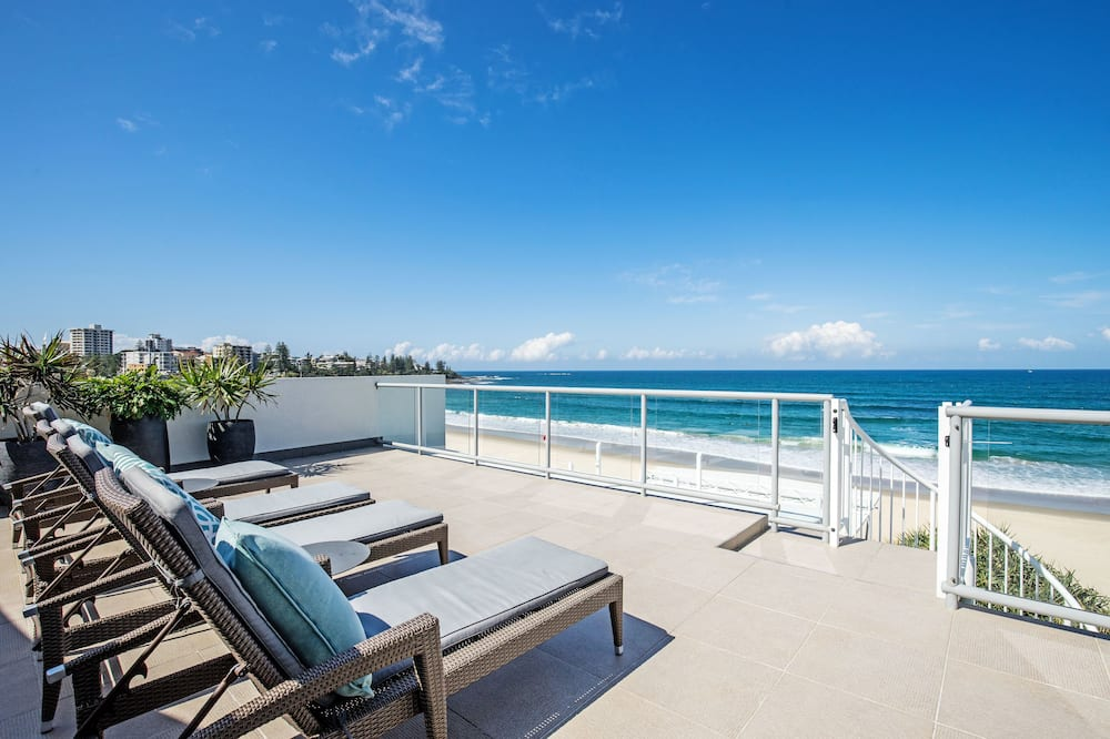 3 Bedrooms Apartment (with Rooftop) - Beach/Ocean View