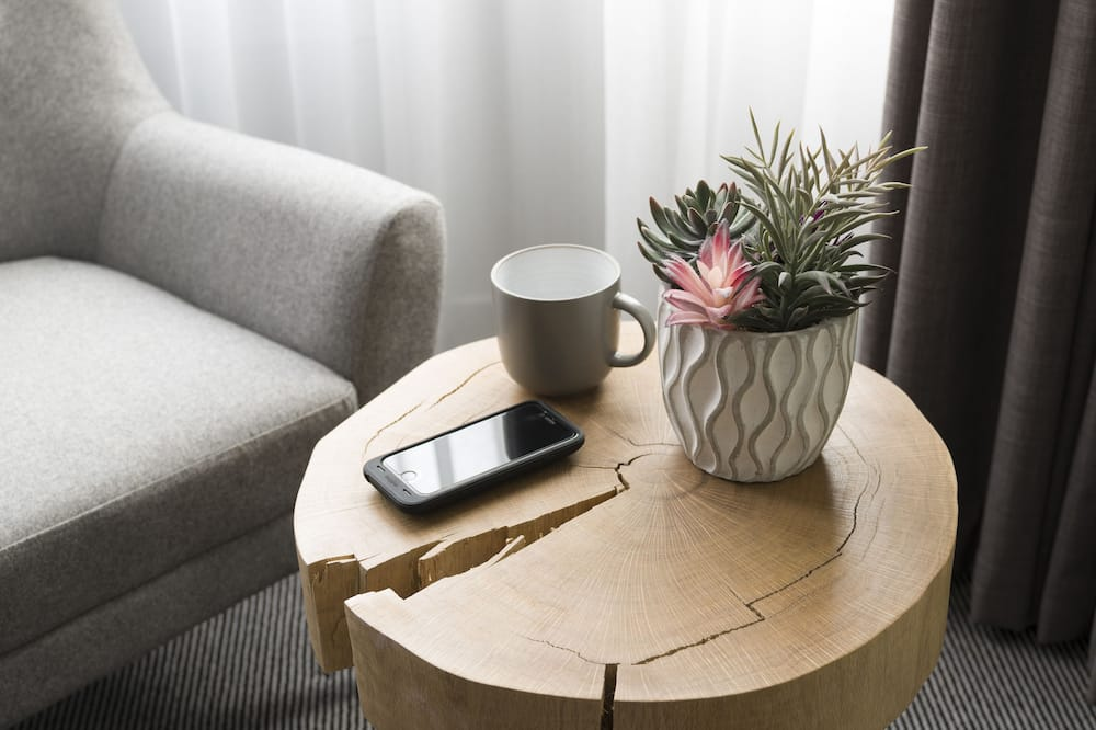 Luxury Twin Room, 2 Single Beds - Living Area