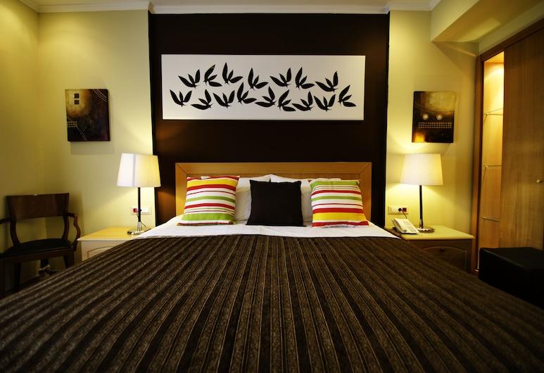 Lydia Hotel, Rodosz, Egyágyas szoba, Vendégszoba