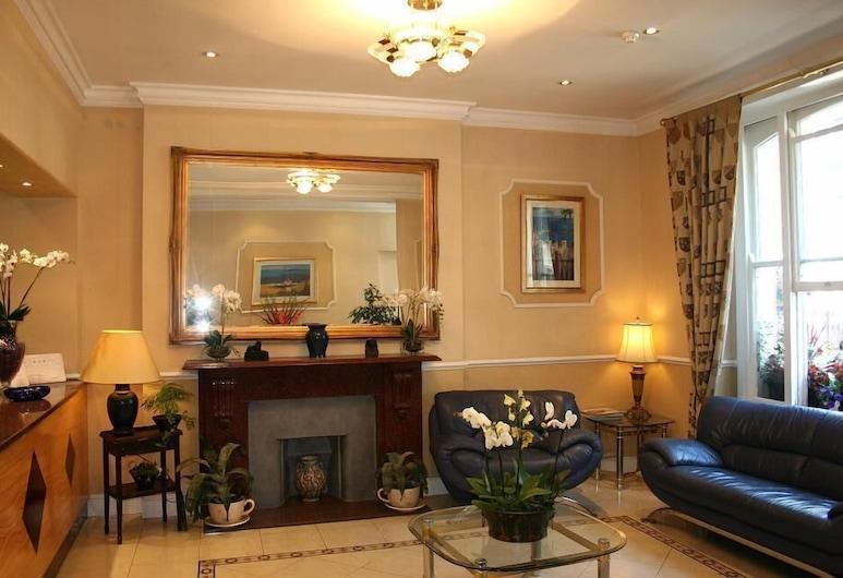 Avon Hotel, London, Lobby