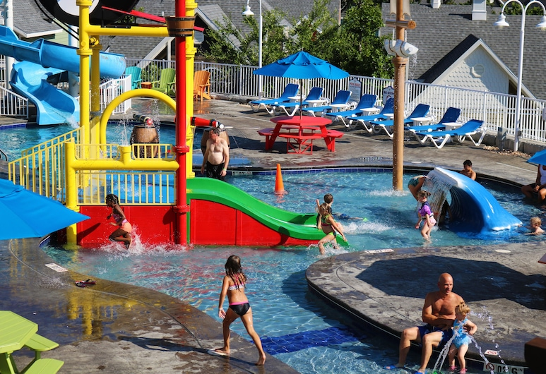 Stormy Point Village Resort, ברנסון, פארק מים