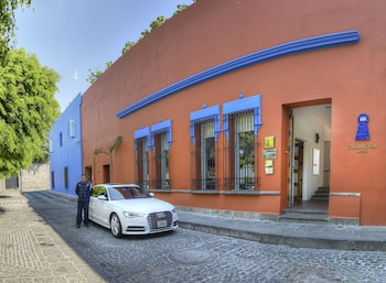 Picture of Hotel Boutique Casareyna in Puebla