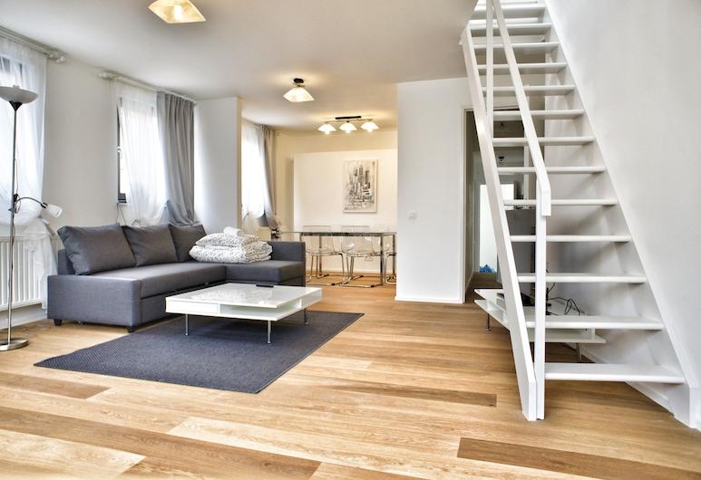 ApartmentsApart Brussels, Bruksela