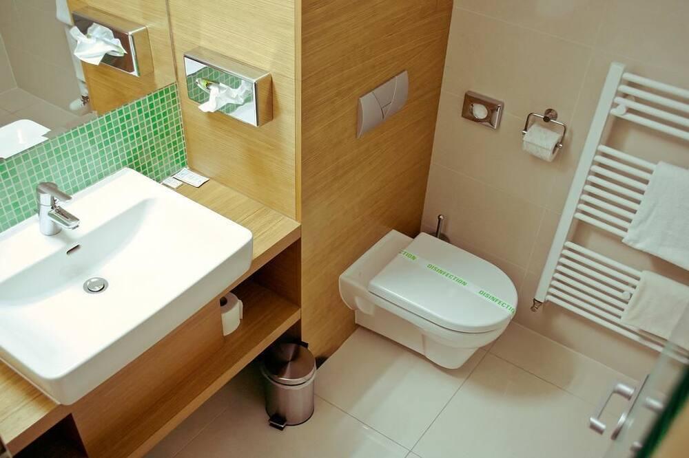 Phòng đơn Business - Phòng tắm