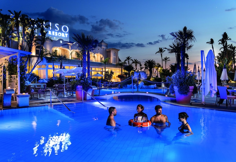 Sorriso Thermae Resort & Spa, Forio, Havuz Kenarı Barı