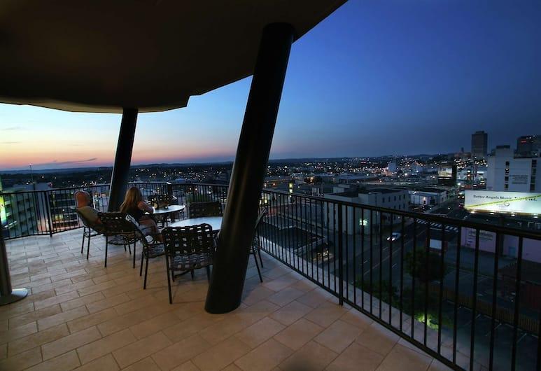 Hilton Garden Inn Nashville - Vanderbilt, Nashville, Terasa