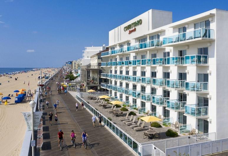 Courtyard Ocean City Oceanfront, אושן סיטי
