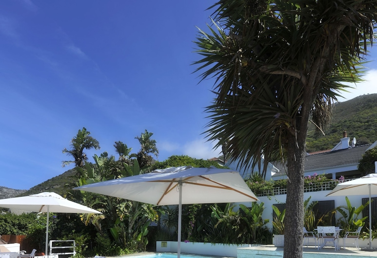 St James Manor, Cape Town, Outdoor Pool