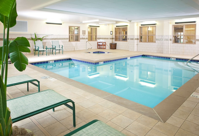 Country Inn & Suites by Radisson, Knoxville at Cedar Bluff, TN, Knoxville, Indoor Pool