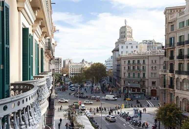 Rent Top Apartments Rambla Catalunya, Barcelona, Utsikt fra overnattingsstedet