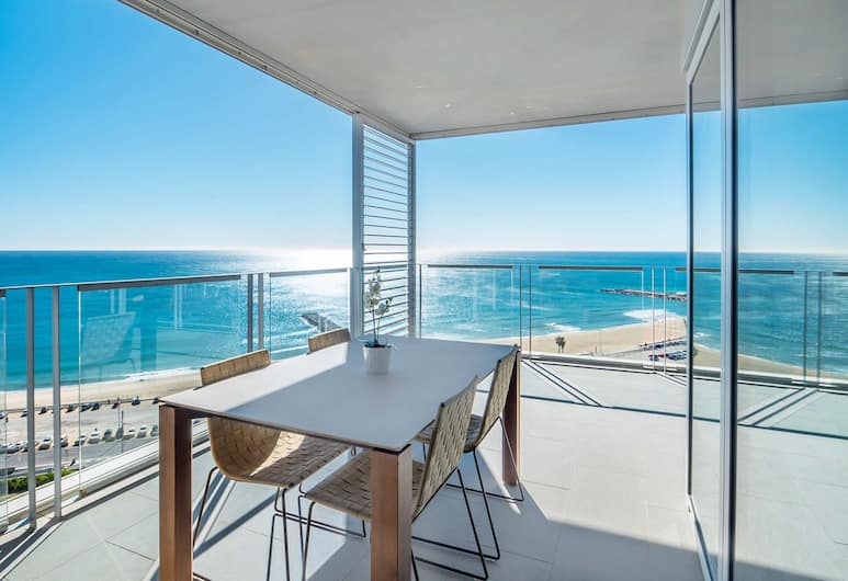 Rent Top Apartments Beach-Diagonal Mar, Barcelone