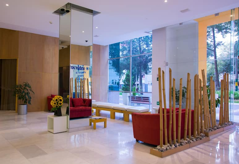 Holiday Inn Express and Suites at WTC, Mexico City, Lobby