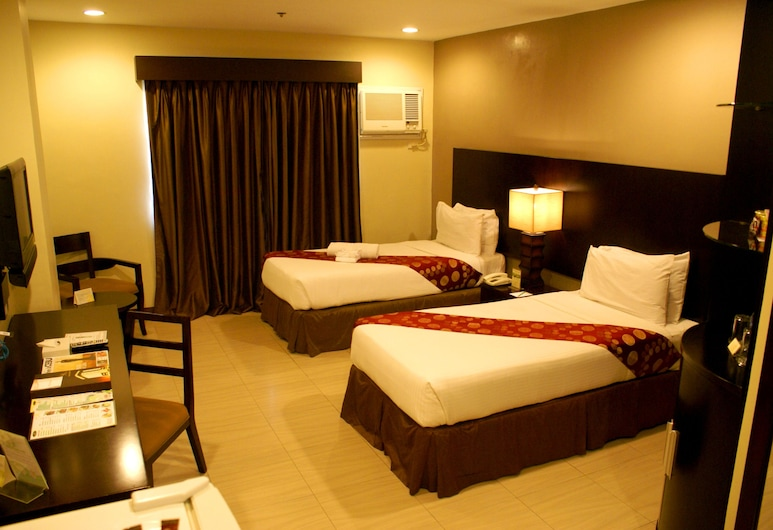 Alpa City Suites, Mandaue, Quarto