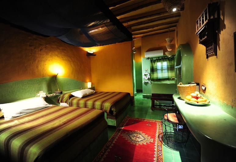 Kasbah Hotel Tombouctou, Taouz, Habitación