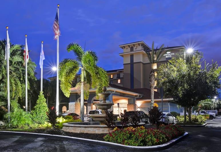 Homewood Suites by Hilton Lake Buena Vista/Orlando, Orlando, Außenbereich