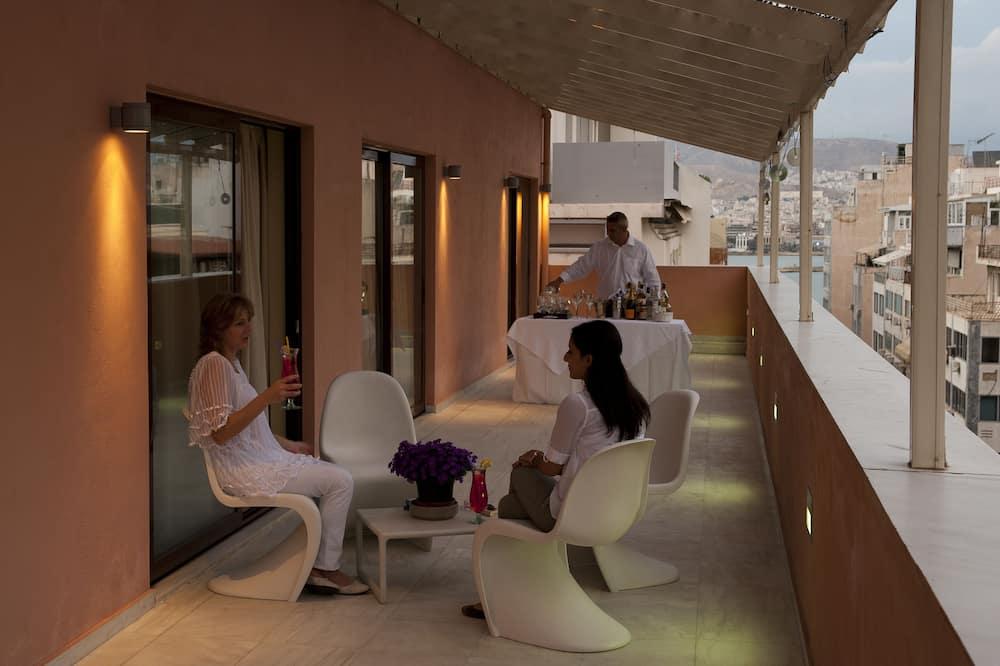 Apartment (Quadruple) - Balcony
