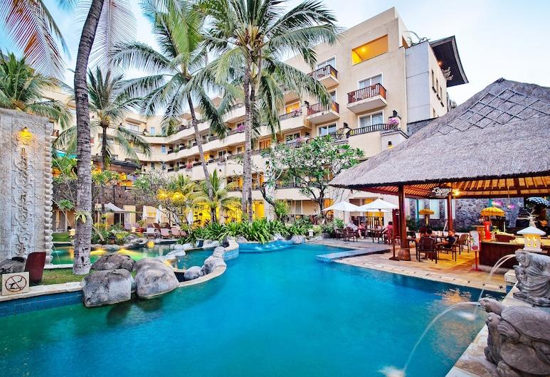 Kuta Paradiso Hotel, Kuta, Kolam Renang