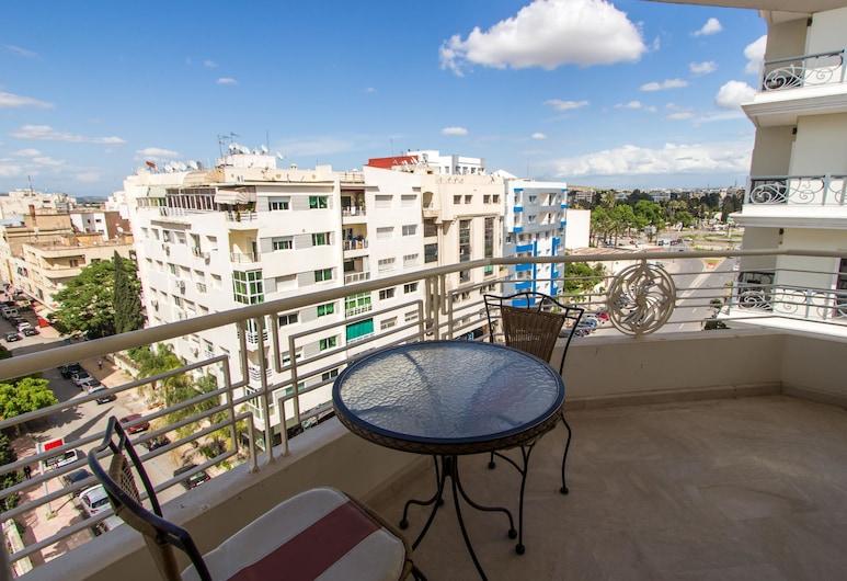 Hotel Zahrat Al Jabal, Fès, Terrasse/Patio